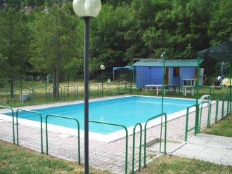 La locanda di valcasana piscina - Piscina interrata piccola ...